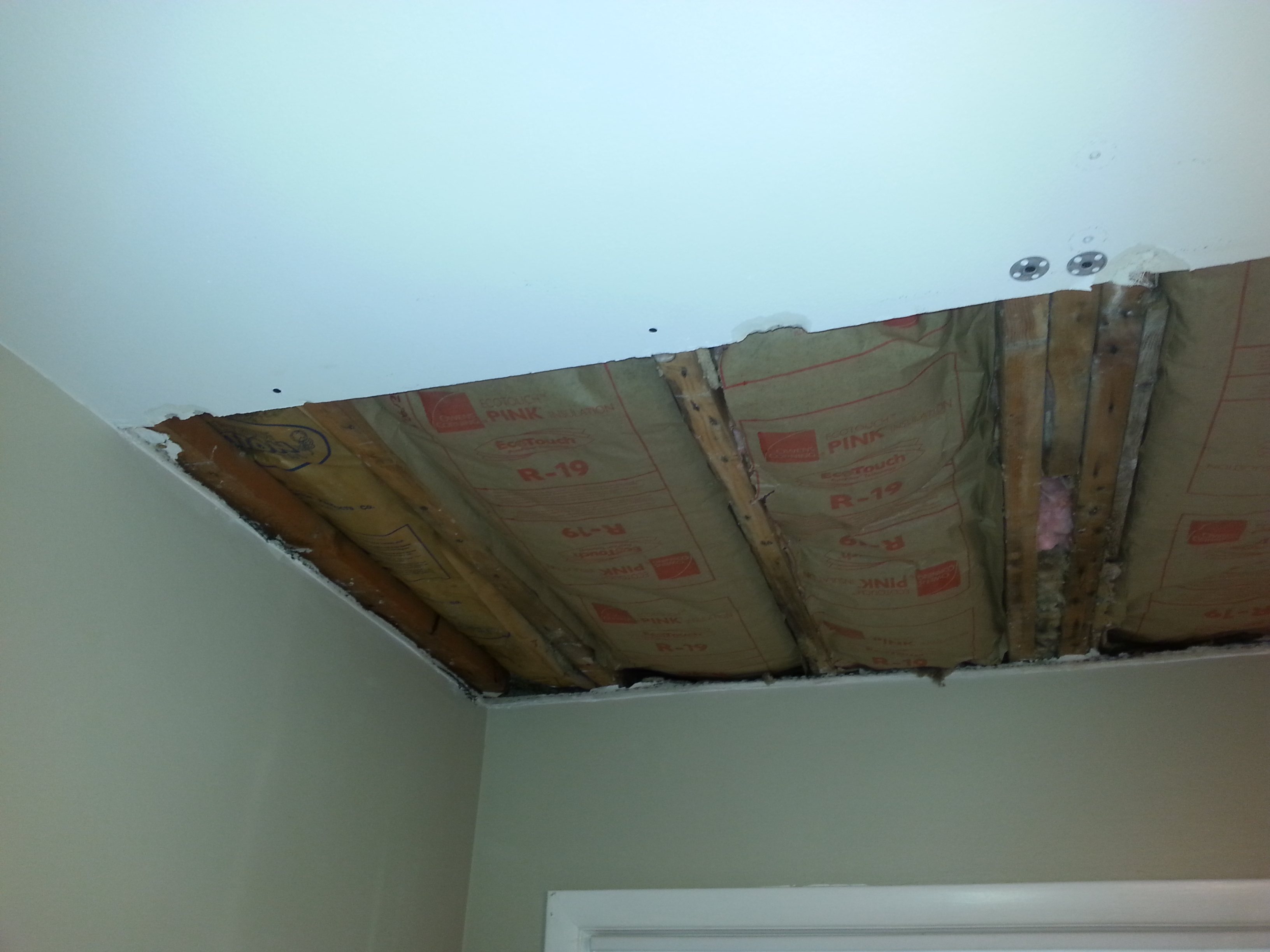 drywall contractor ceiling work popcorn img repair guy at